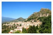 Taormine, 2011 (vue sur l'Etna)