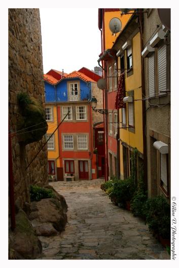 Petite rue typique