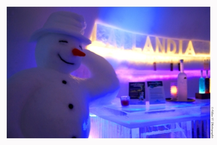 Santa Claus Village, Rovaniemi - Snowman World