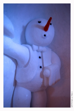 Santa Claus Village, Rovaniemi - Snowman World