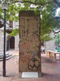 Morceau du Mur de Berlin